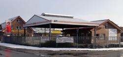 BFT Tankstelle