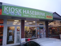 Kiosk Hasebrink