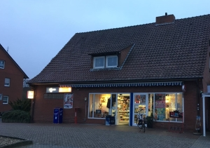 Kiosk Süsse Ecke