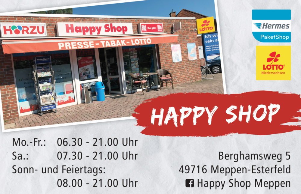 Happy Shop