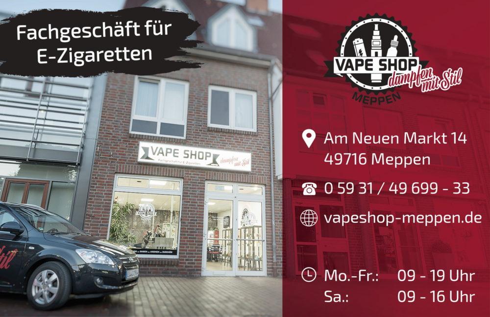 Vape Shop Meppen